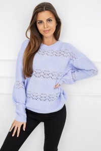 Sweter Shannon Lilac G2569